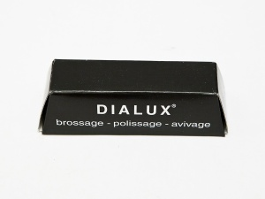 Dialux Polishing Compound, Black