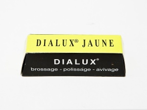 Dialux Polishing Compound, Yellow