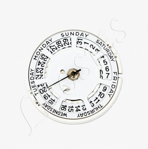 ISA 1198/105 Quartz Watch Movement