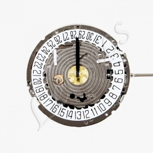 ISA 8171/201 Quartz Watch Movement, Date at 6