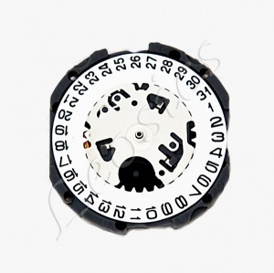 Seiko VJ12 Quartz Watch Movement