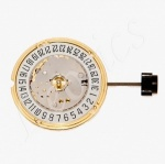 ETA F04.111 Without Seconds Quartz Watch Movement, Date at 6