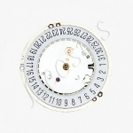 France Ebauches FE 2831 Quartz Watch Movement, Date at 6