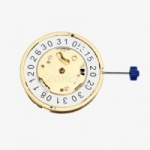 Ronda 4210.B Quartz Watch Movement, Date at 12
