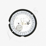 Ronda 505 Quartz Watch Movement, Date at 6