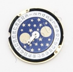 Ronda 788 Quartz Watch Movement, Date at 3, Moonphase at 12