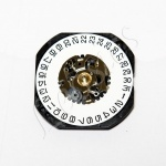 Seiko 7N39 Quartz Watch Movement, Hand Height 2